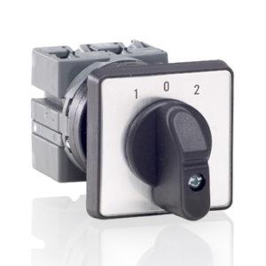 Door mounted cam switch