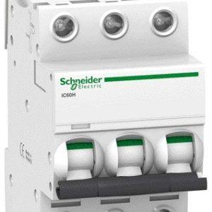 PB104446 : Circuit breaker; iC60H 3PCréa : SEDOC (Claudio DE CASTRO)